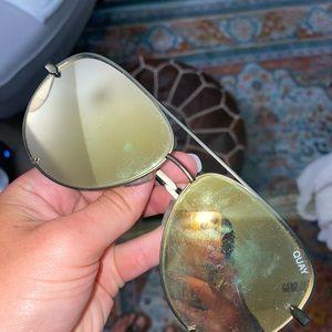 Quay sunglasses high key